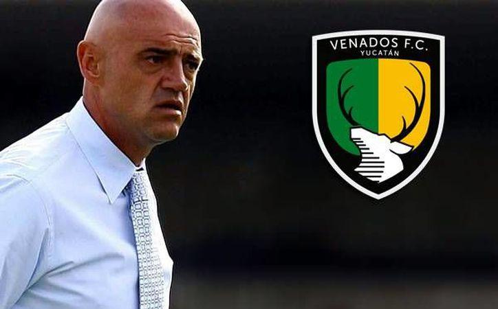 José Luis Sánchez Solá, Chelís, invita a los aficionados a asistir al partido de Venados contra Lobos BUAP. (tododefut.com)