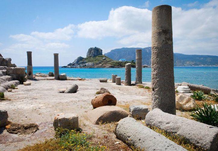 Las islas griegas son poderoso atractivo para el turismo en el Mediterráneo. (Agencias)