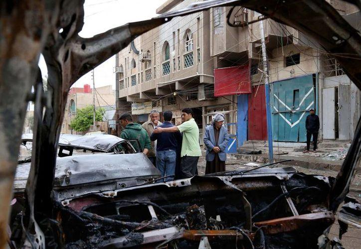 Irak vive una nueva oleada de violencia que ha dejado más de mil muertes en enero y febrero de 2014. (Agencias)