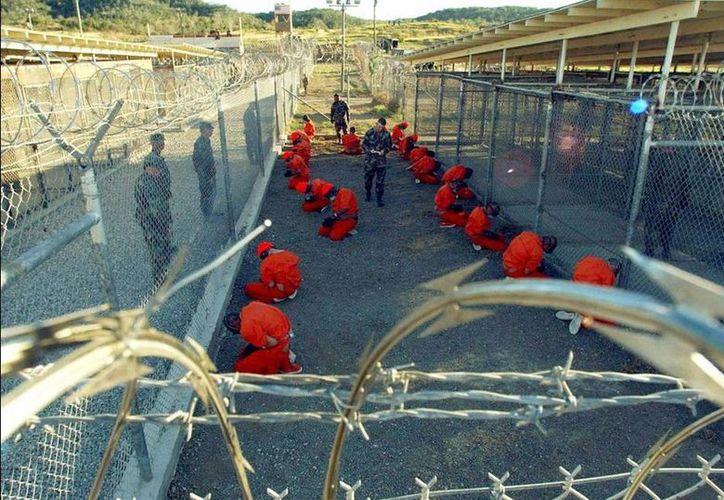 En el Comité contra la Tortura se habló de la manera en que son tratados los reos en la prisión de Guantánamo, en Cuba. (Twitter/@ElInformanteMX)