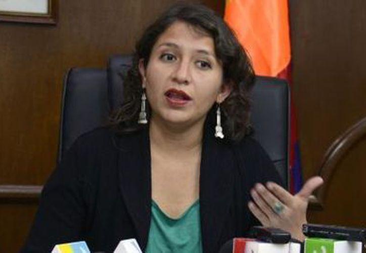 Ministra de Salud en Bolivia da importantes datos sobre el aborto clandestino. (la-razon.com)