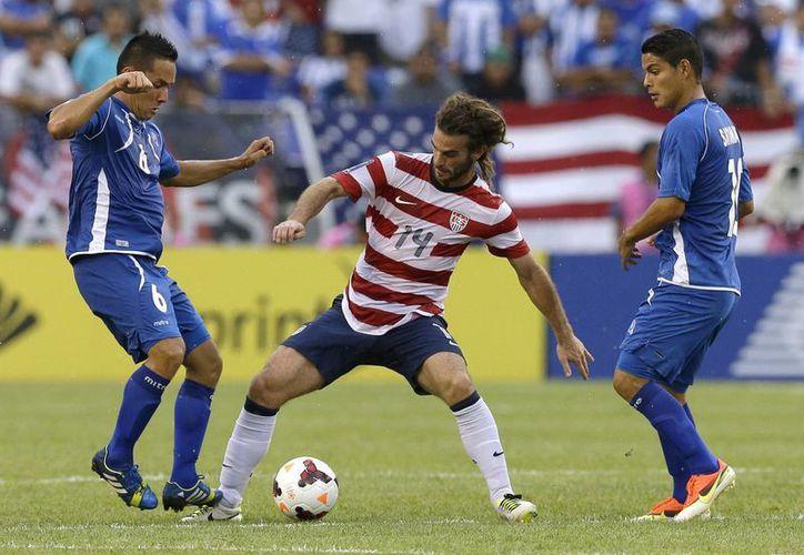 La escuadra estadounidense espera al ganador del partido entre Honduras y Costa Rica. (Agencias)