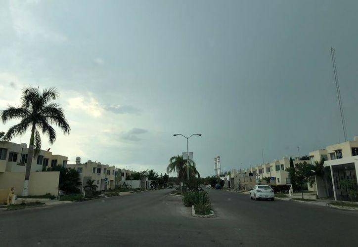 Se siguen esperando lluvias fuertes para las siguientes horas. (Foto de Christian Coquet)