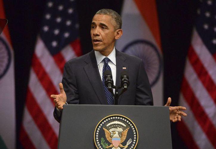 Las medidas ejecutivas de Obama sobre migración causaron fricciones entre demócratas y republicanos al ser anunciadas. (EFE/Archivo)