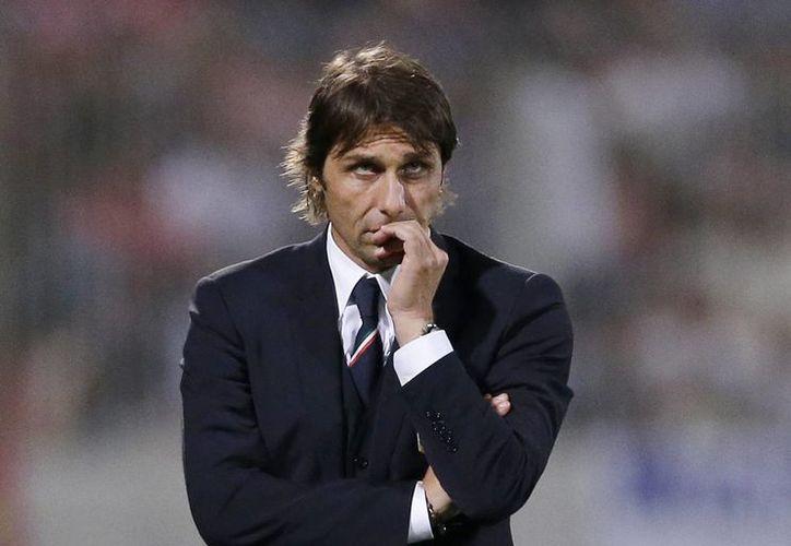 Antonio Conte fue investigado por arreglo de partidos por primera vez en 2011. En aquella ocasión debió cumplir una suspensión de 3 meses. Ahora vuelve a estar en el 'ojo del' huracán.