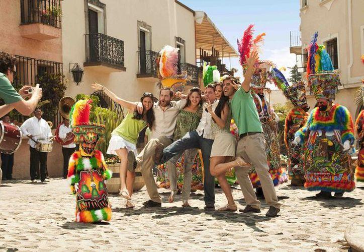 México destaca por ser el país líder de América Latina en turismo cultural. (Contexto/Internet).