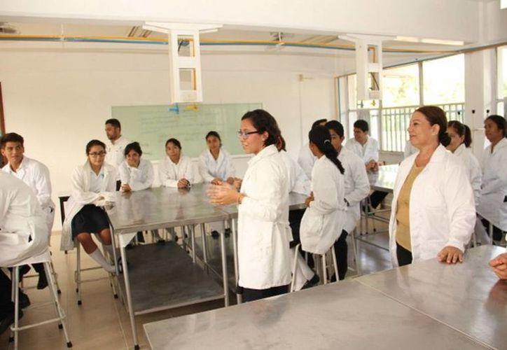 Invierten más de 49 mil pesos en el equipamiento y adecuación del laboratorio. (Redacción/SIPSE)