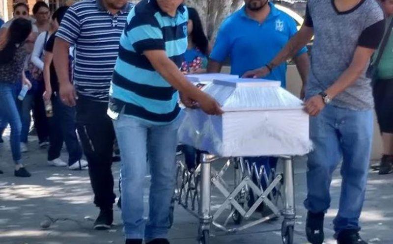 Padres ahogaron a su propio hijo en Coahuila