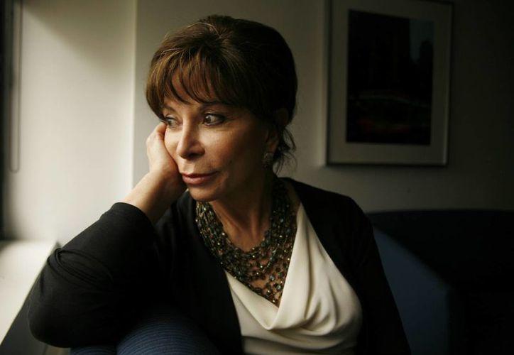 Isabel Allende cuenta con 21 libros los cuales han sido traducidos a 35 idiomas y han vendido más de 67 millones de ejemplares alrededor del mundo. (AP)