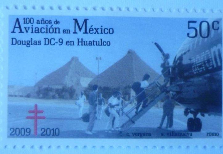 La exposición es presentada por el coleccionista Julio César Rendón Santos. (Redacción/SIPSE)