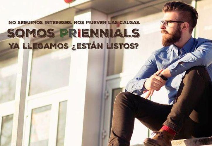 """""""Ser joven priísta no es cosa fácil"""", asegura Rodrigo Escalante en su publicación en Facebook. (Facebook)"""