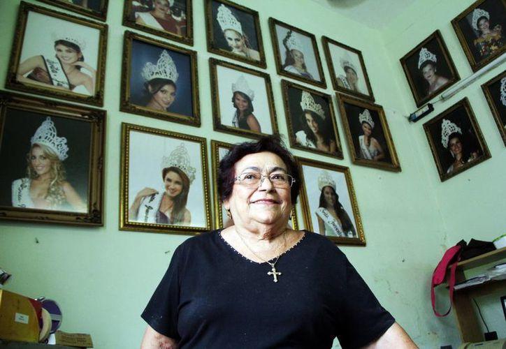 """""""Antes en Yucatán no se podía hablar de derechos, eso no existía, pero con el esfuerzo de todos los que nos interesamos, como sociedad civil organizada planteamos la necesidad y empujamos las iniciativas"""", dijo Dulce María Caballero Encalada. (Milenio Novedades)"""