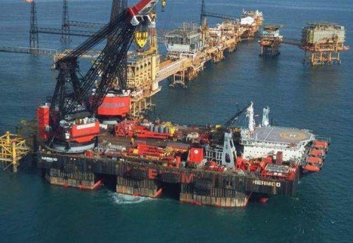 La explotación de la plataforma de Cantarell inició en 1978. (Archivo/SIPSE)