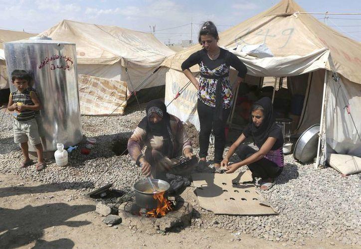 La población siria afronta serias dificultades derivadas del conflicto armado. (Agencias)