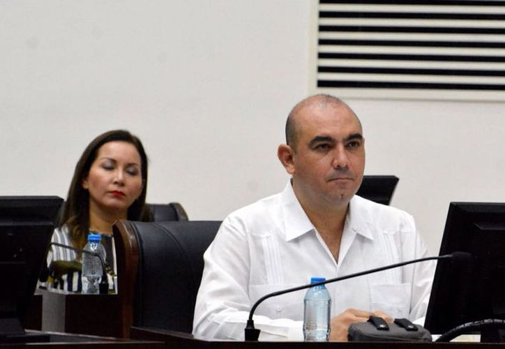 Felipe Cervera aseguró que respaldará todas las propuestas legislativas que representen un bien para el pueblo yucateco. (Milenio Novedades)