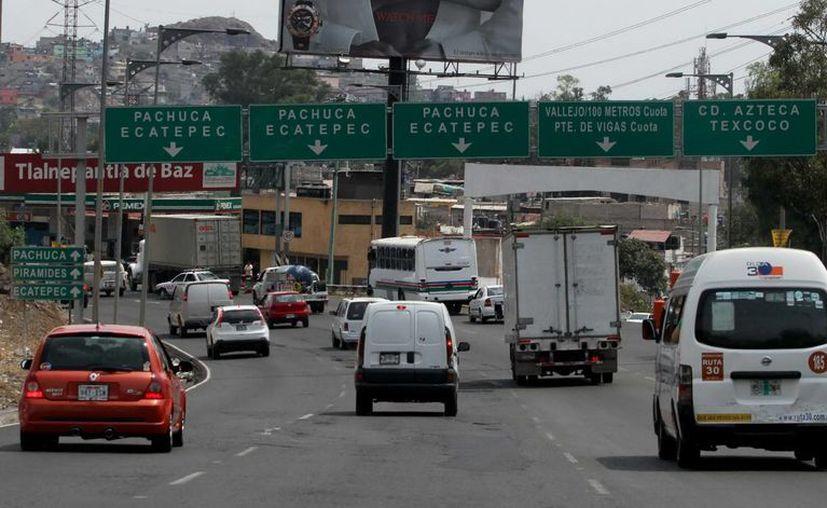En México cada año ocurren 4 millones de accidentes viales. (Notimex/Contexto)