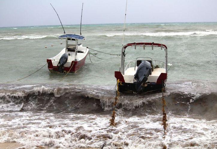 Prevén que se adelante la temporada de huracanes que inicia el 1 de junio. (Octavio Martínez/SIPSE)