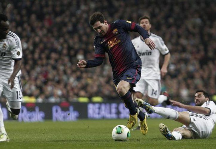 El estadio Nuevos de los Cármenes era un objetivo de Messi, quien nunca había anotado en el inmueble. (Notimex)