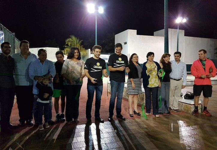 La Copa de Tenis del Club Libanés celebra 18 años de existencia. (Marco Moreno/SIPSE)