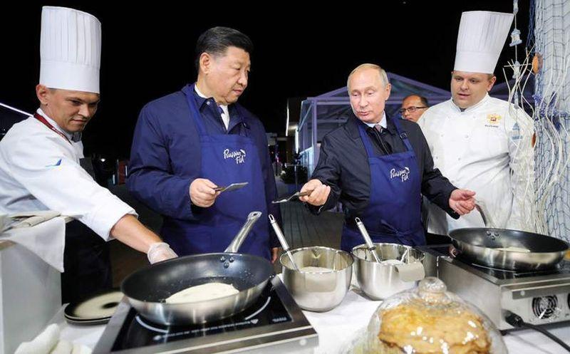 China y Rusia fortalecerán sus relaciones en el Foro Económico Oriental