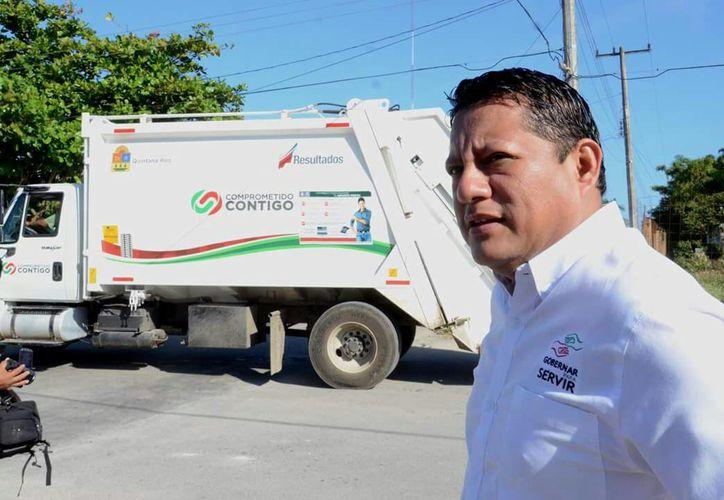 Gabriel Carballo, fue presidente municipal de Felipe Carrillo Puerto en el período que abarcó de 2013 a 2016. (Joel Zamora/SIPSE)