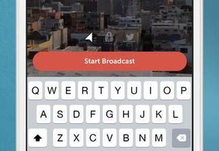 Los usuarios de Periscope podrán enviar corazones o comentarios durante las transmisiones en vivo. (Periscope.tv)