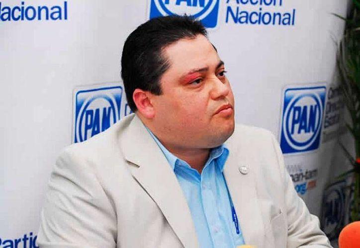 Javier Garza de Coss está acusado de malversación de recursos del Partido Acción Nacional, en Tamaulipas. (elcinco.mx)