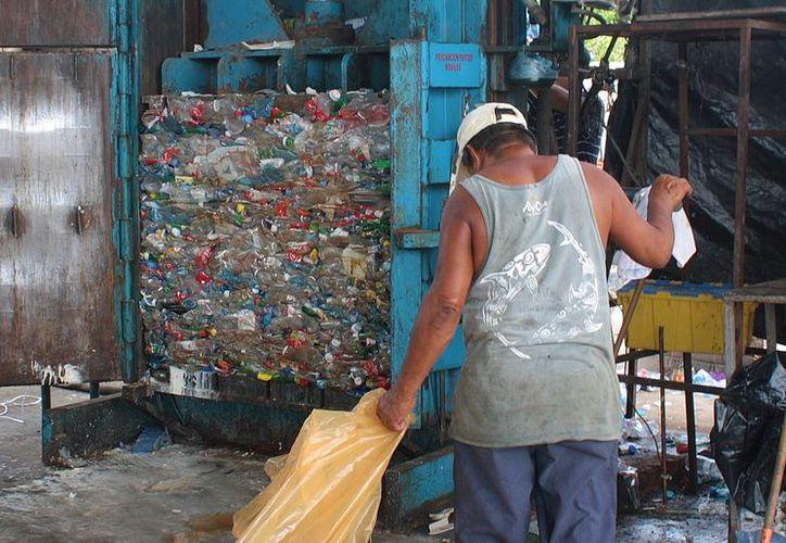 Siendo diputada, Perla Tun buscó que el gobierno de Fredy Marrufo liquidara el asunto de la compactadora. (Foto: Gustavo Villegas/SIPSE)