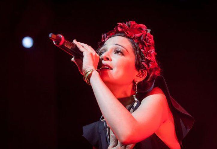 Natalia Lafourcade habla de su nuevo disco 'Musas'. (Foto: Contexto/Internet)