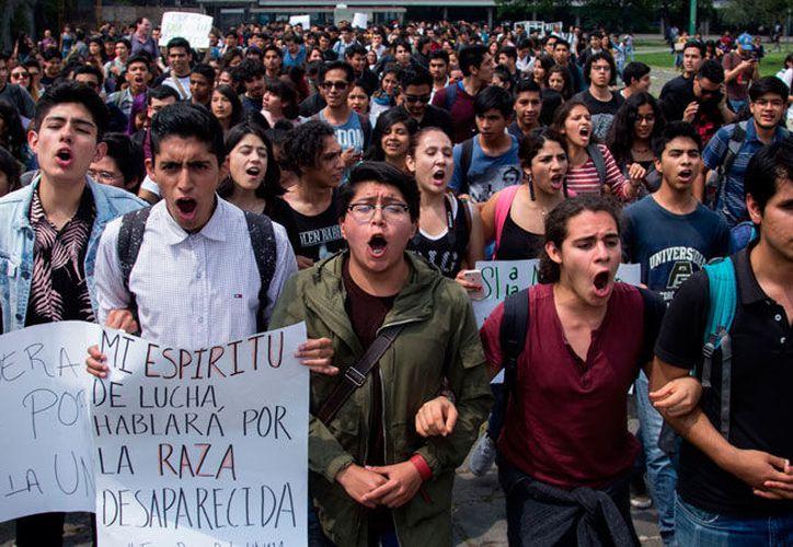 Hasta el momento se tienen paros confirmados en diferentes planteles de los Colegios de Ciencias y Humanidades (CCH), Escuelas Preparatorias (ENP), Facultades de Estudios Superiores (FES), Facultades de Ciudad Universitaria y otras escuelas de la UNAM. (Cuarto Oscuro)