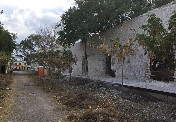 Los trabajos de limpieza ya se llevan a cabo en La Plancha. (Facebook)