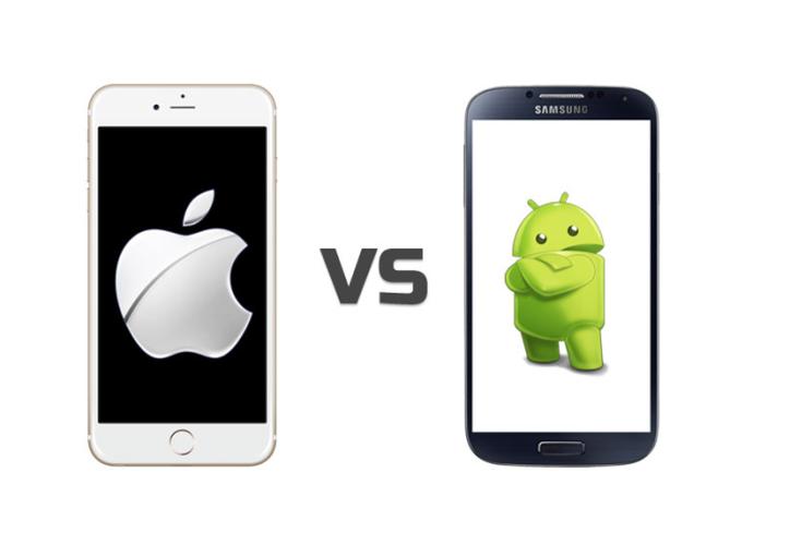 El valor de marca de Apple es muy superior a cualquier otro teléfono de Android. (GearOpen)