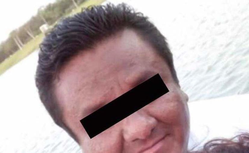 Samuel N.J., de 47 años de edad. (Foto: redes sociales)