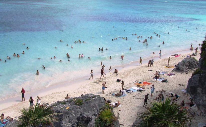 Se espera gran afluencia turística este el fin de semana. (Rossy López/SIPSE)