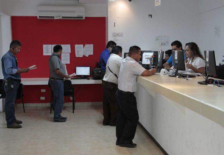 Preparan esquemas de los servicios que ofrece la Comuna. (Tomás Álvarez/SIPSE)