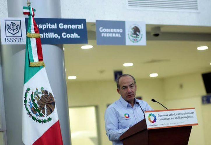 El Mandatario realizó una gira de dos días por Sonora, Coahuila, Durango y Sinaloa. (Notimex)