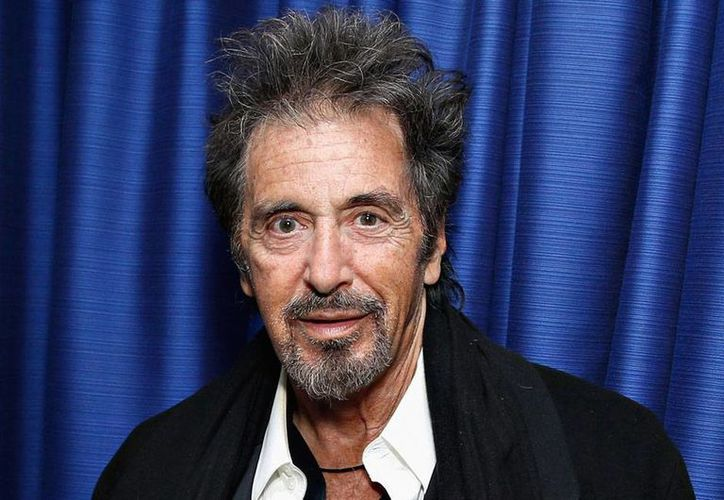 El actor Al Pacino, de 74 años, todavía no piensa en el retiro. Actualmente promociona la película 'The Humbling'. (pagesix.com)