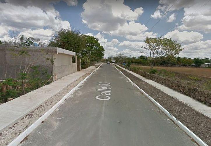 El suicidio se presentó en un predio de Tizimín. (Google Maps)