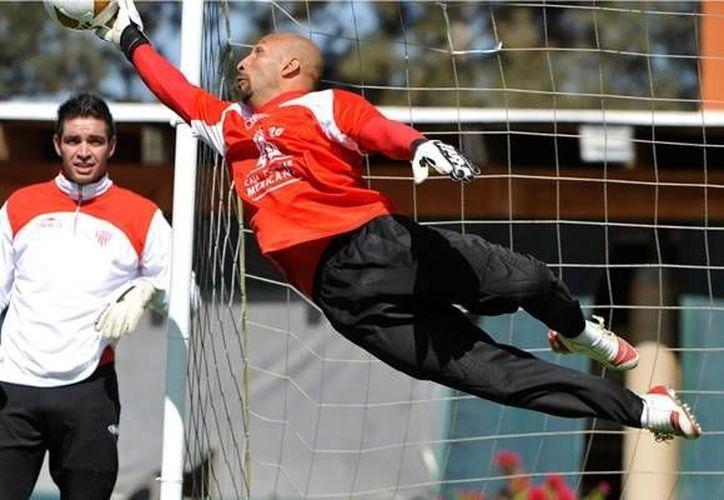 El 'Conejo' Pérez surgió en el Cruz Azul. (mediotiempo.com/Archivo)