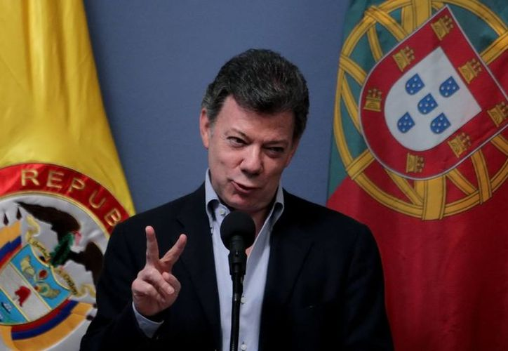 Santos consideró irrelevante que se pueda tratar de 'ajustes de cuentas',  porque 'eso no justifica la muerte de nadie'. (Archivo/EFE)