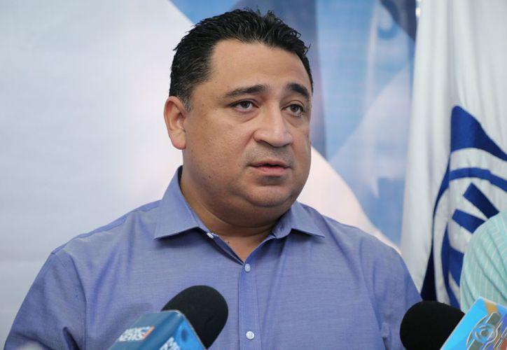 Eduardo Martínez, reiteró que el PAN nunca estará cerrado a las candidaturas ciudadanas. (Foto: Cortesía)