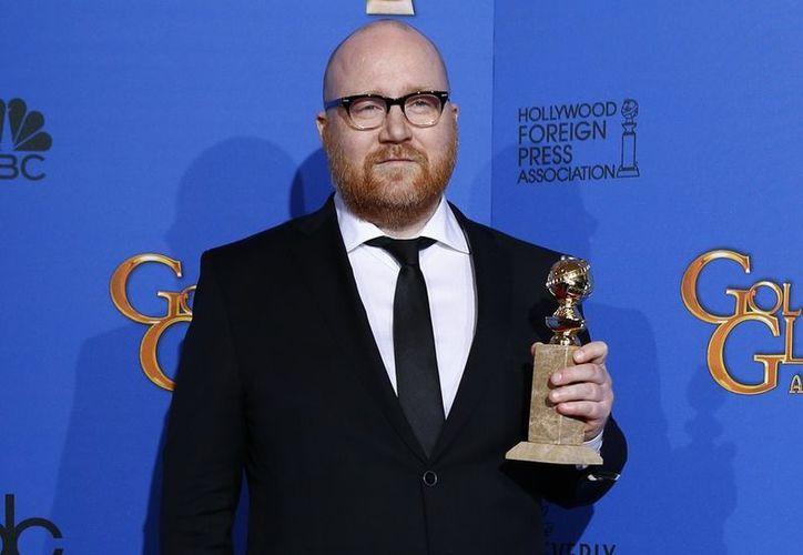 """Por la banda sonora de """"La teoría del todo"""", Jóhannsson obtuvo un Globo de Oro. (Foto: Contexto)"""