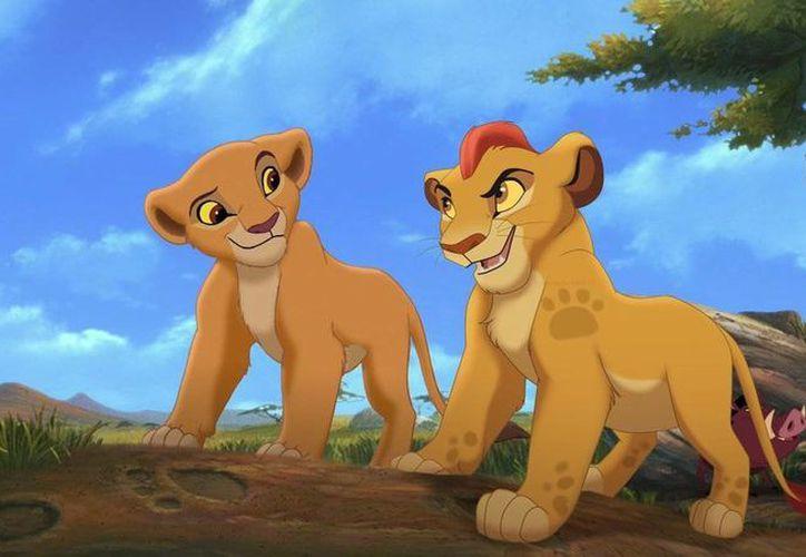 La trama se centrará en Kion, segundo hijo de Simba y líder de 'The Lion Guard'. (pre04.deviantart.net)