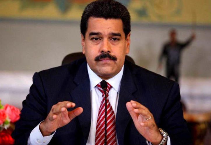El jefe de Estado indicó que el salario base pasará de 177.507 bolívares a 248.510 bolívares.  (Foto: Radio Fides)
