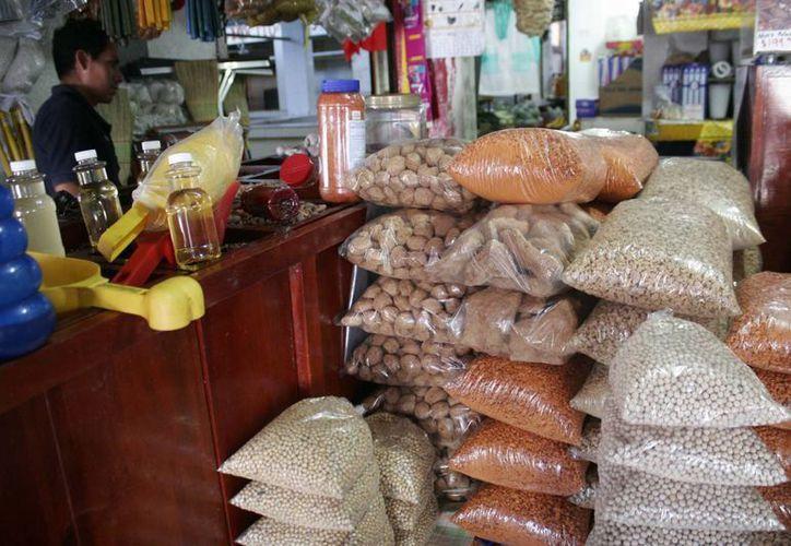 Tiene muchas ventajas para la salud el consumo de vegetales. (Jorge Carrillo/SIPSE)