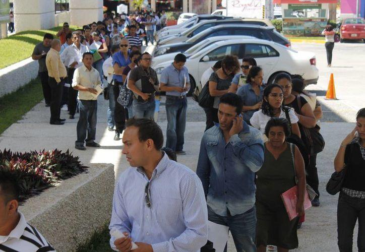 La situación afecta principalmente a las personas que se encuentran entre los 20 y 29 años, quienes no pueden encontrar un empleo formal. (Redacción/SIPSE)