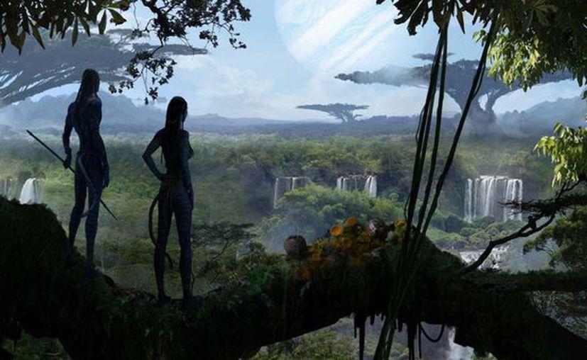 Los satélites del planeta 'PH2 b' podrían permitir la vida y sus descubridores consideran que podrían contener bosques, océanos y seres vivos, como en el filme 'Avatar'. (Agencias)