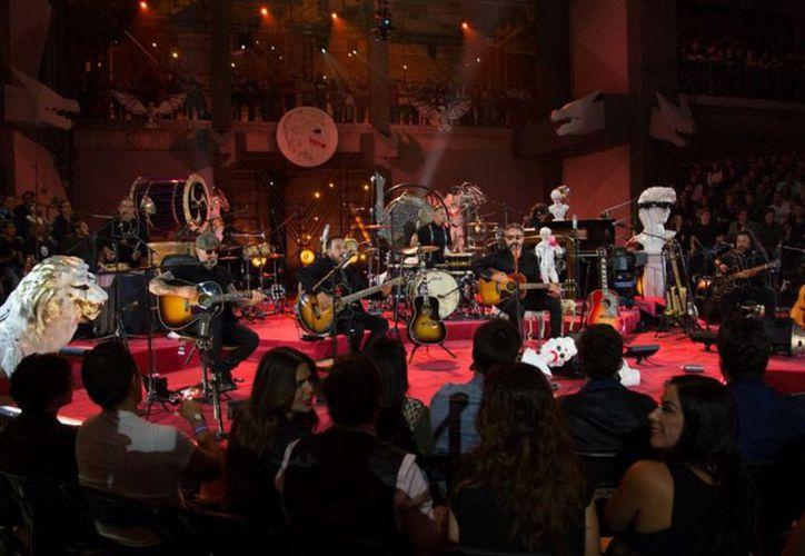 Los fans de Molotov podrán disfrutar del concierto acústico en 'El Desconecte' que saldrá a la venta este viernes. (MTV)