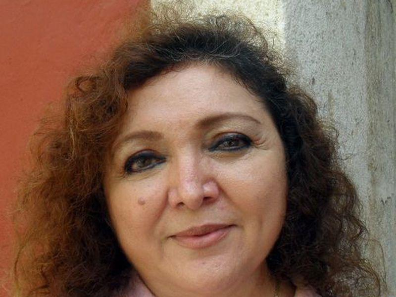 La ex directora del Instituto Municipal de la Mujer  María Doris Candila Echeverría es acusada por falsedad de declaraciones. (Milenio Novedades)