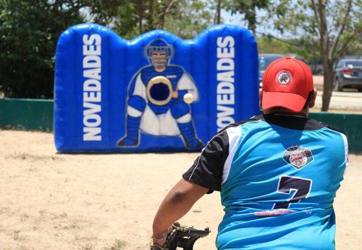 Novedades Riviera Maya estuvo presente en las actividades deportivas. (Adrián Barreto/SIPSE)